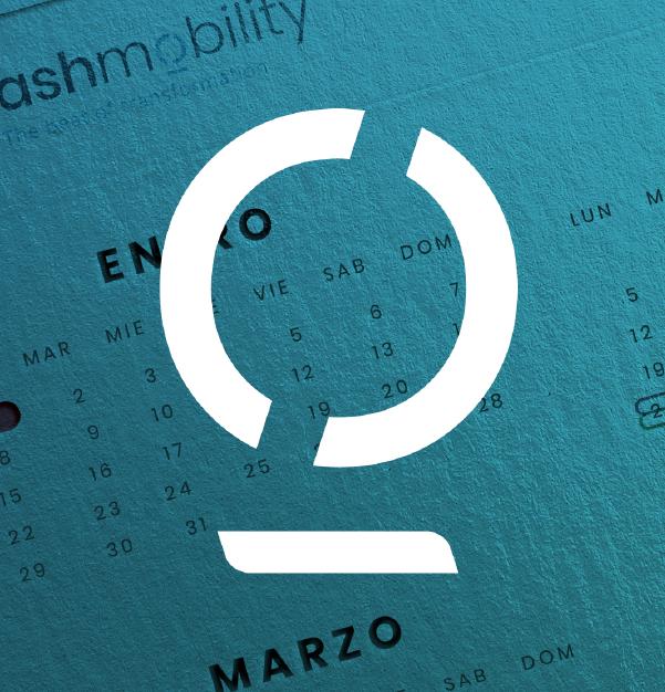 La navidad en SlashMobility y el calendario tecnológico de 2018