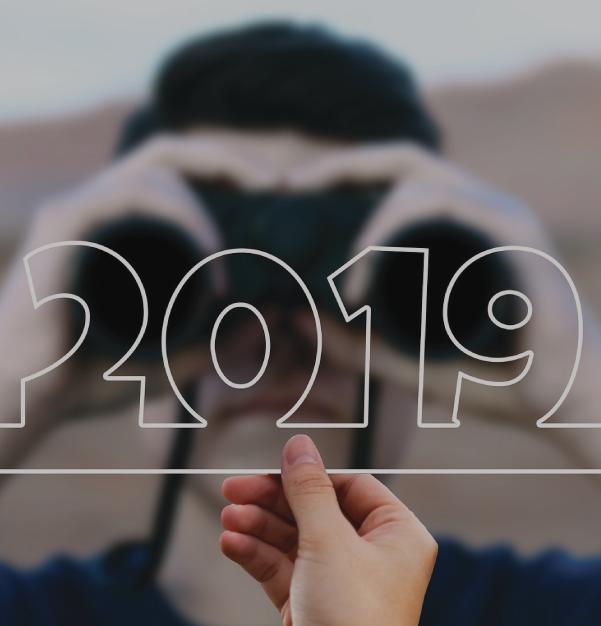 ¿Qué nos depara el 2019?