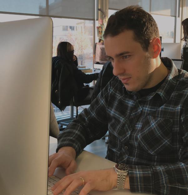 A fondo: Albert Mayans, Software Developer