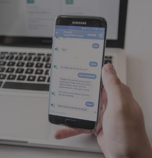 5 pasos para implementar un chatbot